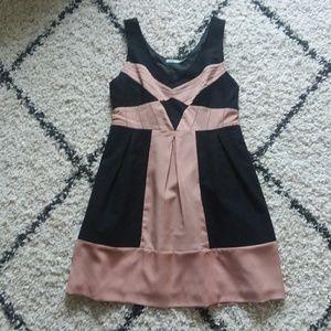 Kimchi blue fit and flare sleeveless dress